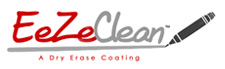 EeZe Clean Dry Erase Coatings Product Website